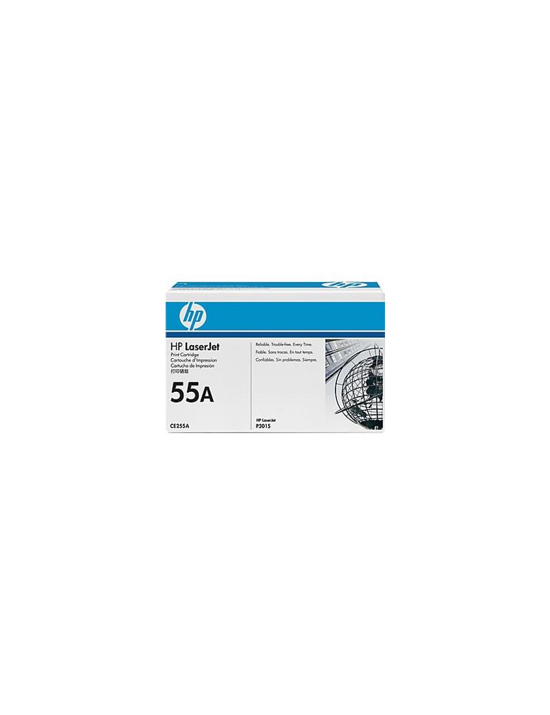 Toner Originale HP CE255A 55A (Nero 6000 pagine)