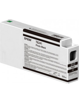 Cartuccia Originale Epson T824100 Ultrachrome HD HDX (Nero 350 ml)