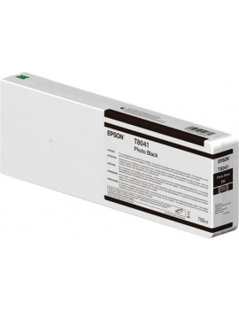 Cartuccia Originale Epson T804100 Ultrachrome HD HDX (Nero 700 ml)