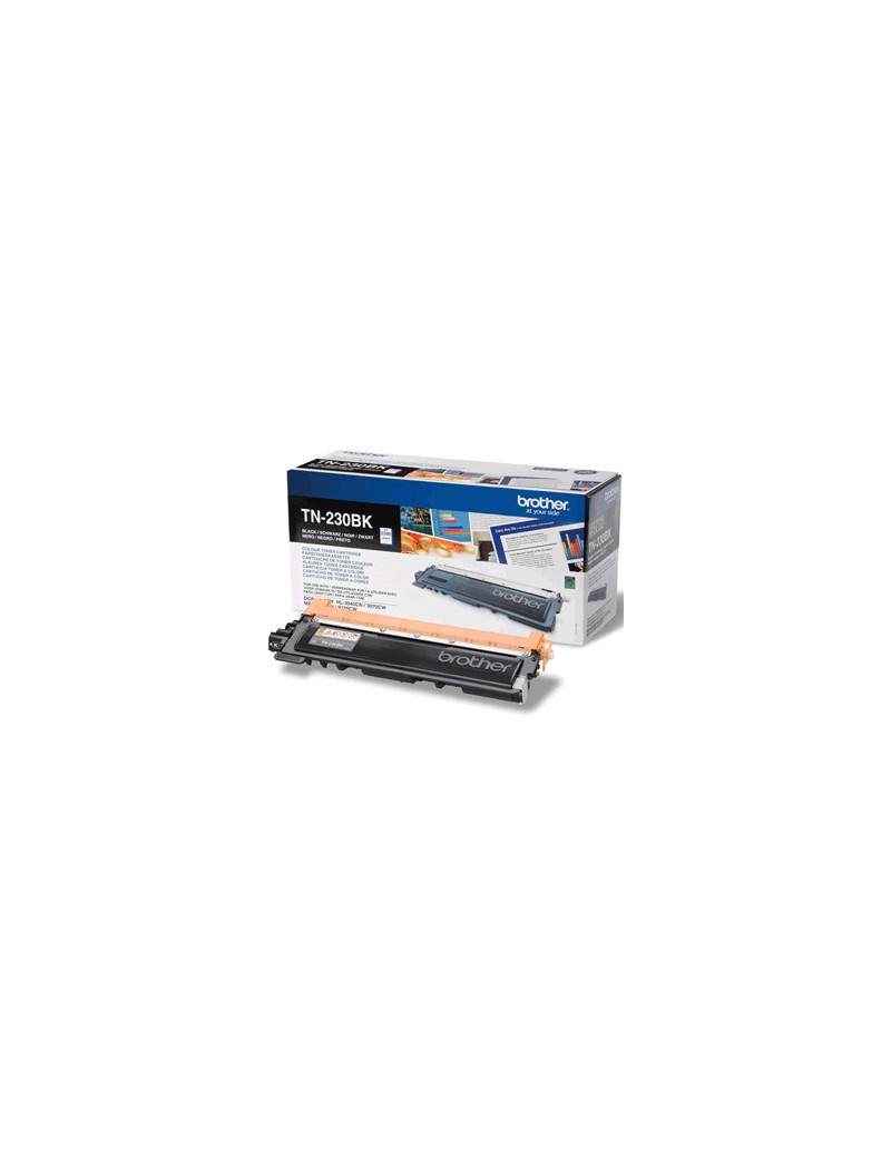 Toner Originale Brother TN-230BK (Nero 2200 pagine)