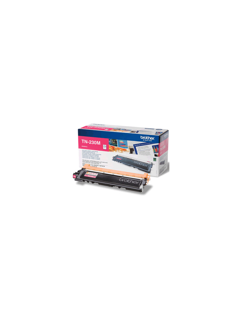 Toner Originale Brother TN-230M (Magenta 1400 pagine)