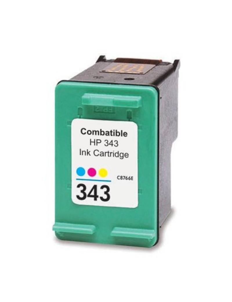Cartuccia Compatibile HP C8766E 343 (Colore 610 pagine)