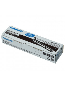 Toner Originale Panasonic KX-FAT411X (Nero 2000 pagine)