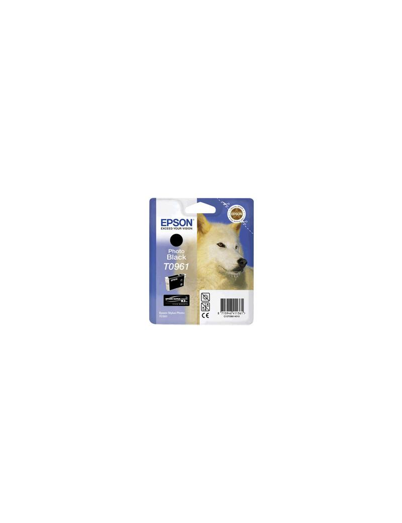 Cartuccia Originale Epson T096140 (Nero)