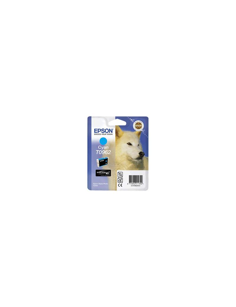Cartuccia Originale Epson T096240 (Ciano)