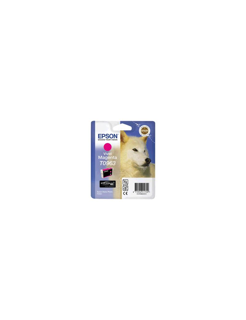 Cartuccia Originale Epson T096340 (Magenta)
