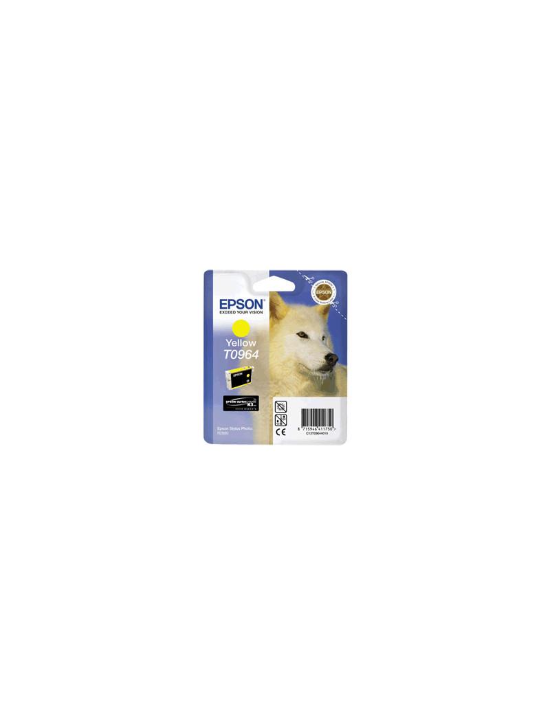 Cartuccia Originale Epson T096440 (Giallo)