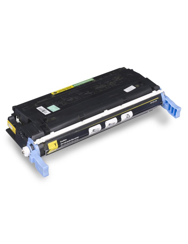 Toner Compatibile HP C9722A 641A (Giallo 8000 pagine)