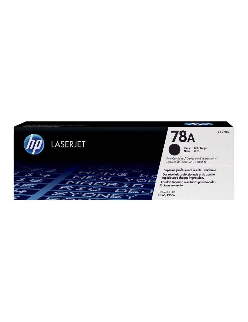 Toner Originale HP CE278A 78A (Nero 2100 pagine)