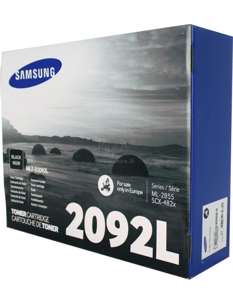 Toner Originale Samsung MLT-D2092L SV003A (Nero 5000 pagine)