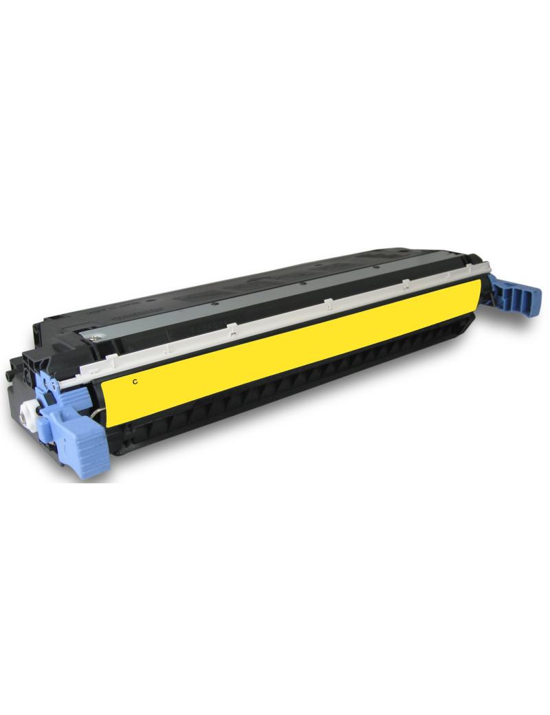 Toner Compatibile HP Q7581A 503A (Ciano 6000 pagine)