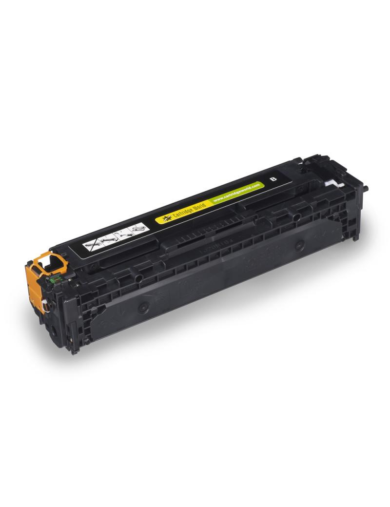 Toner Compatibile HP CB540A 125A (Nero 2200 pagine)