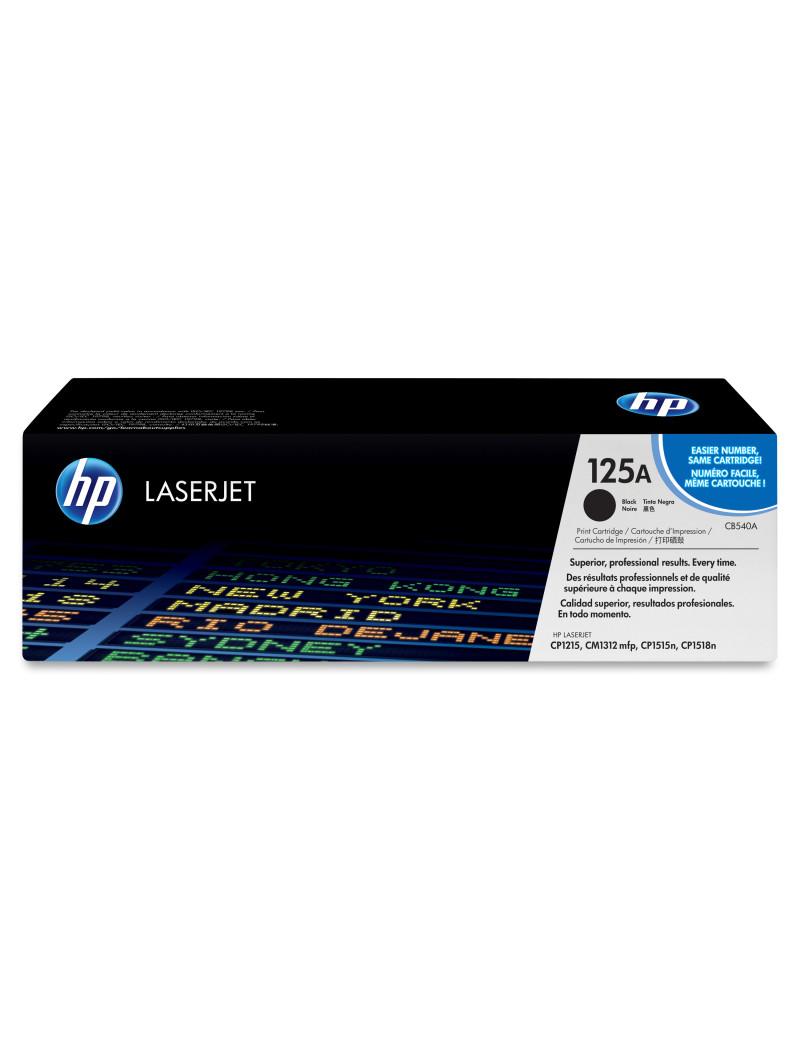 Toner Originale HP CB540A 125A (Nero 2200 pagine)