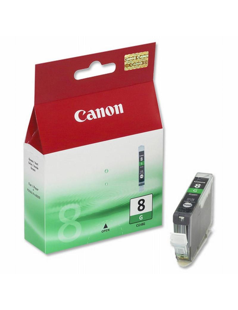Cartuccia Originale Canon CLI-8g 0627B001 (Verde)