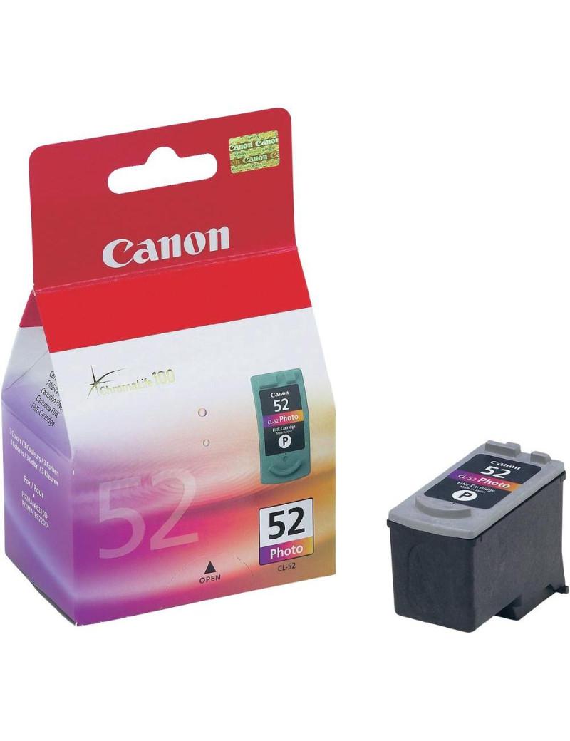 Cartuccia Originale Canon CL-52 0619B001 (Colore 710 pagine)