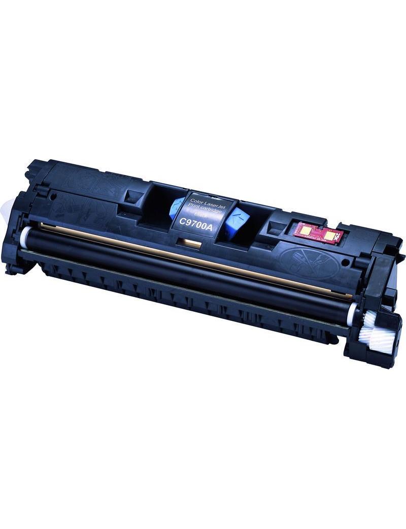 Toner Compatibile HP C9700A 121A (Nero 5000 pagine)