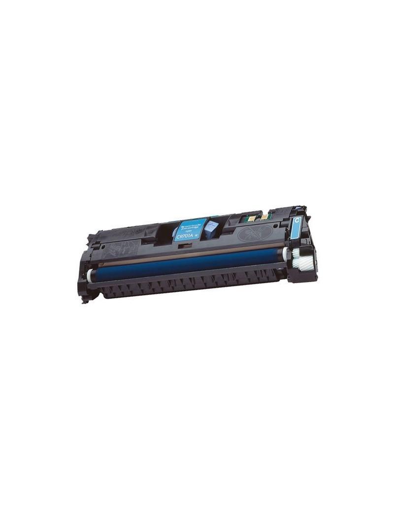 Toner Compatibile HP C9701A 121A (Ciano 4000 pagine)