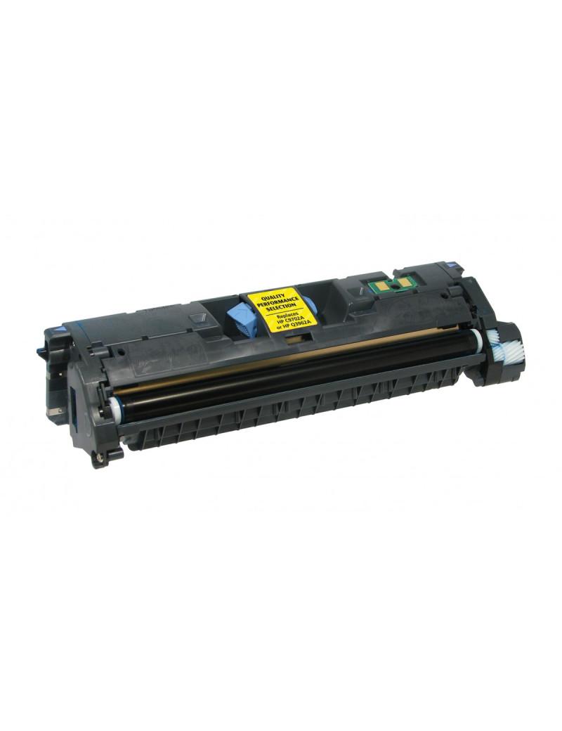 Toner Compatibile HP C9702A 121A (Giallo 4000 pagine)