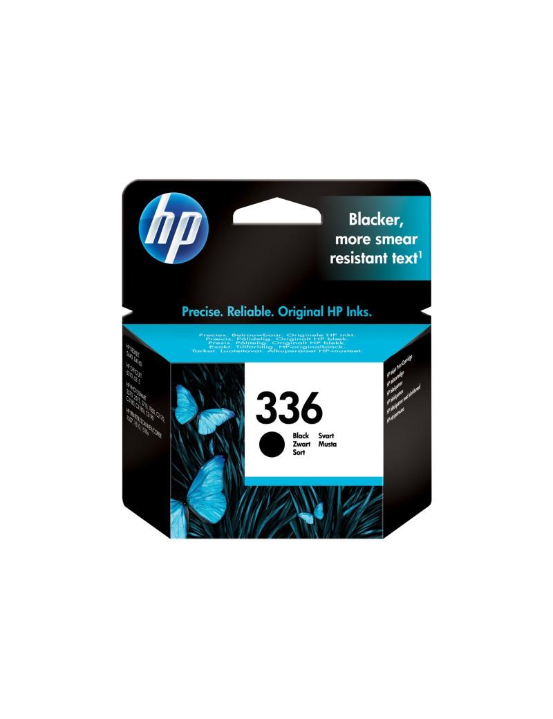 Cartuccia Originale HP C9362E 336 (Nero 220 pagine)