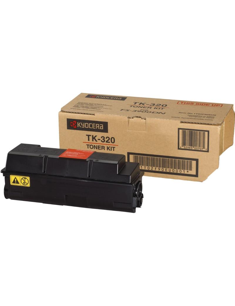 Toner Originale Kyocera TK-320 1T02F90EUC (Nero 15000 pagine)
