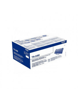 Toner Originale Brother TN-3480 (Nero 8000 pagine)