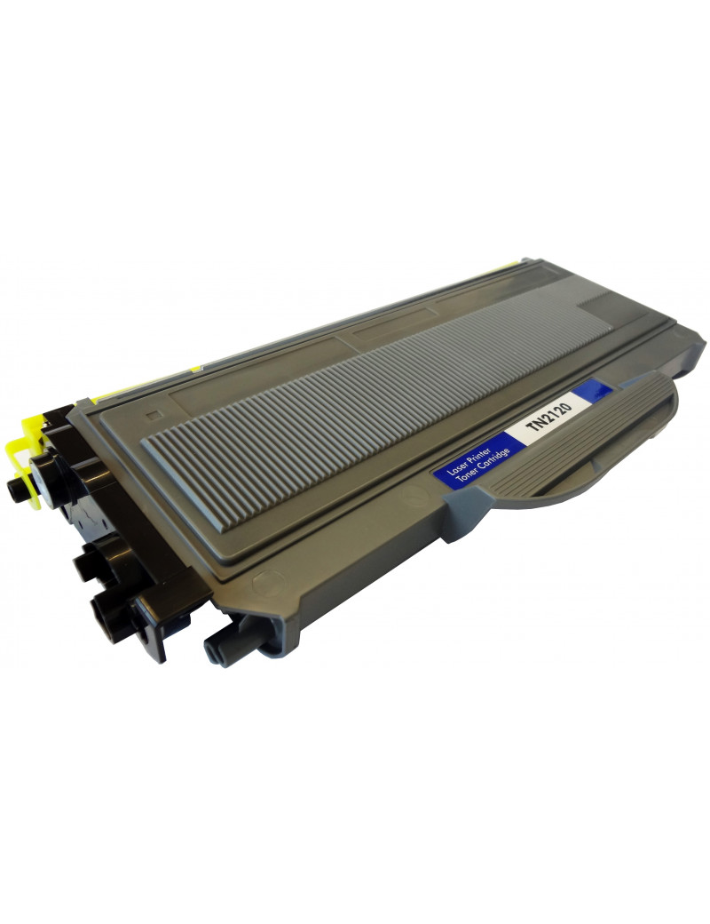 Toner Compatibile Brother TN-2120 (Nero 2600 pagine)