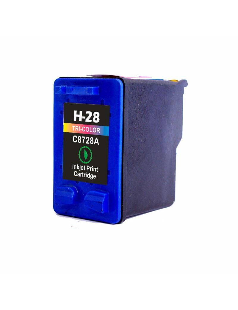 Cartuccia Compatibile HP C8728A 28 (Colore 490 pagine)