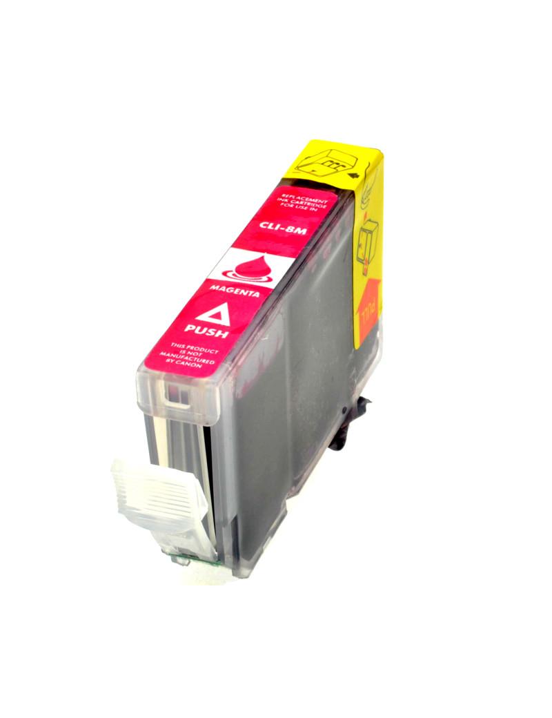 Cartuccia Compatibile Canon CLI-8M 0622B001 (Magenta)