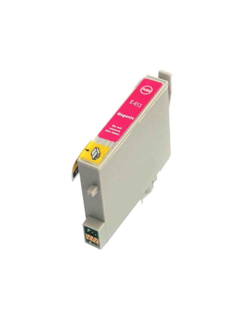 Cartuccia Compatibile Epson T061340 (Magenta 370 pagine)