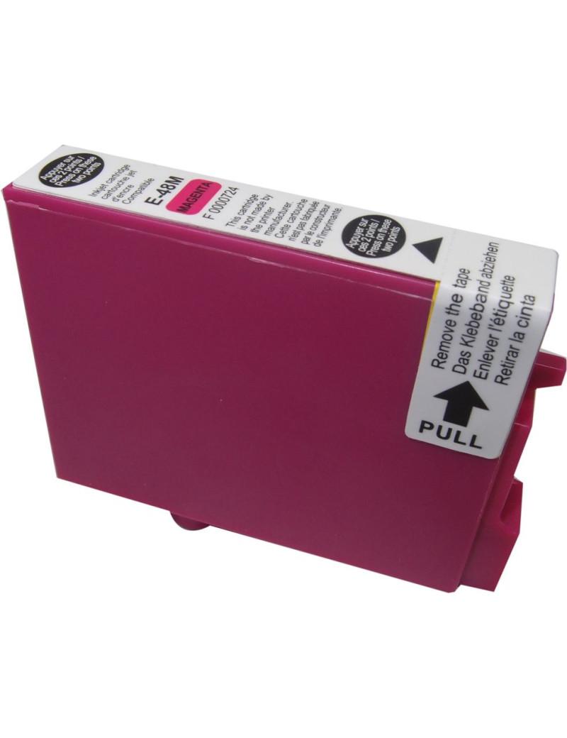Cartuccia Compatibile Epson T048340 (Magenta 430 pagine)