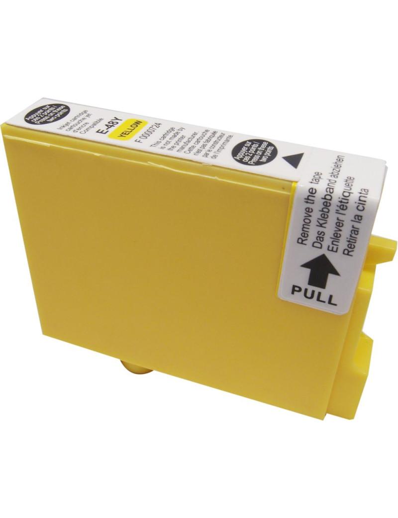 Cartuccia Compatibile Epson T048440 (Giallo 430 pagine)