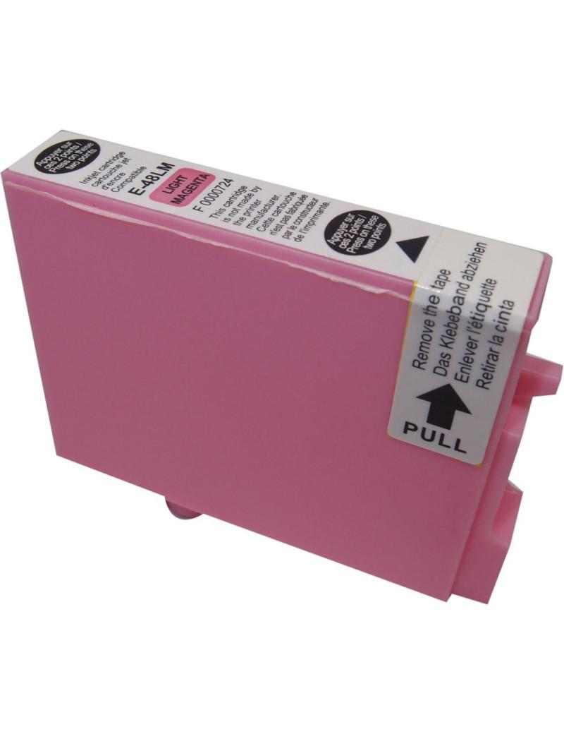 Cartuccia Compatibile Epson T048640 (Magenta Chiaro 430 pagine)
