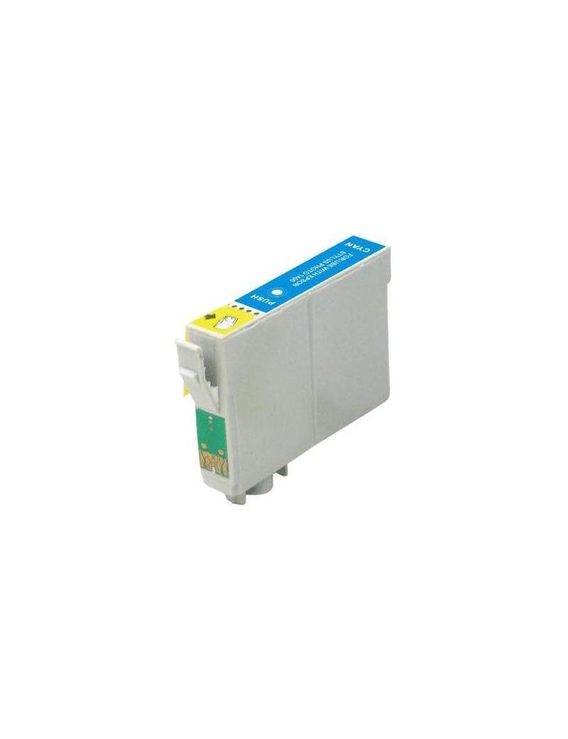 Cartuccia Compatibile Epson T071240 (Ciano 345 pagine)