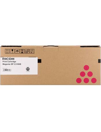 Toner Originale Ricoh SP C310m 406481 407636 (Magenta 6000 pagine)