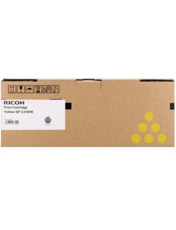 Toner Originale Ricoh SP C310y 406482 407635 (Giallo 6000 pagine)
