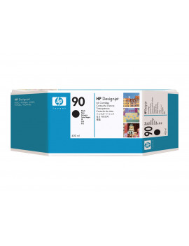 Cartuccia Originale HP C5058A 90 (Nero 400ml)