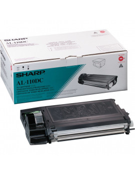 Toner Originale Sharp AL-110DC (Nero 4000 pagine)