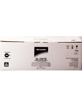 Toner Originale Sharp AL-214TD (Nero 4000 pagine)
