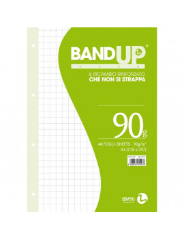 Ricambi Rinforzati Bund Up BM - A4 - 10 mm (Conf. 40)
