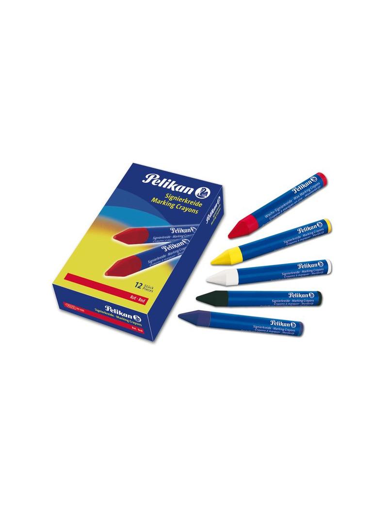 Pastelli Industriali 762 Pelikan - Nero (Conf. 12)