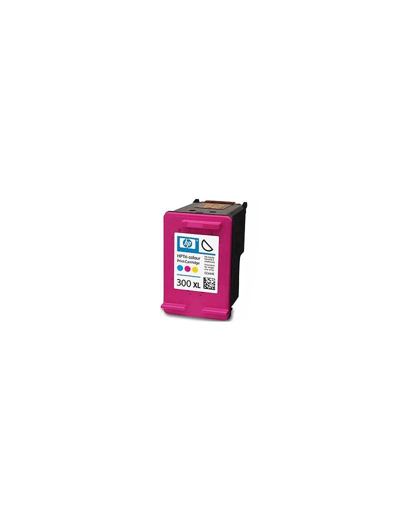 Cartuccia Compatibile HP CC644E 300XL (Colore 460 pagine)