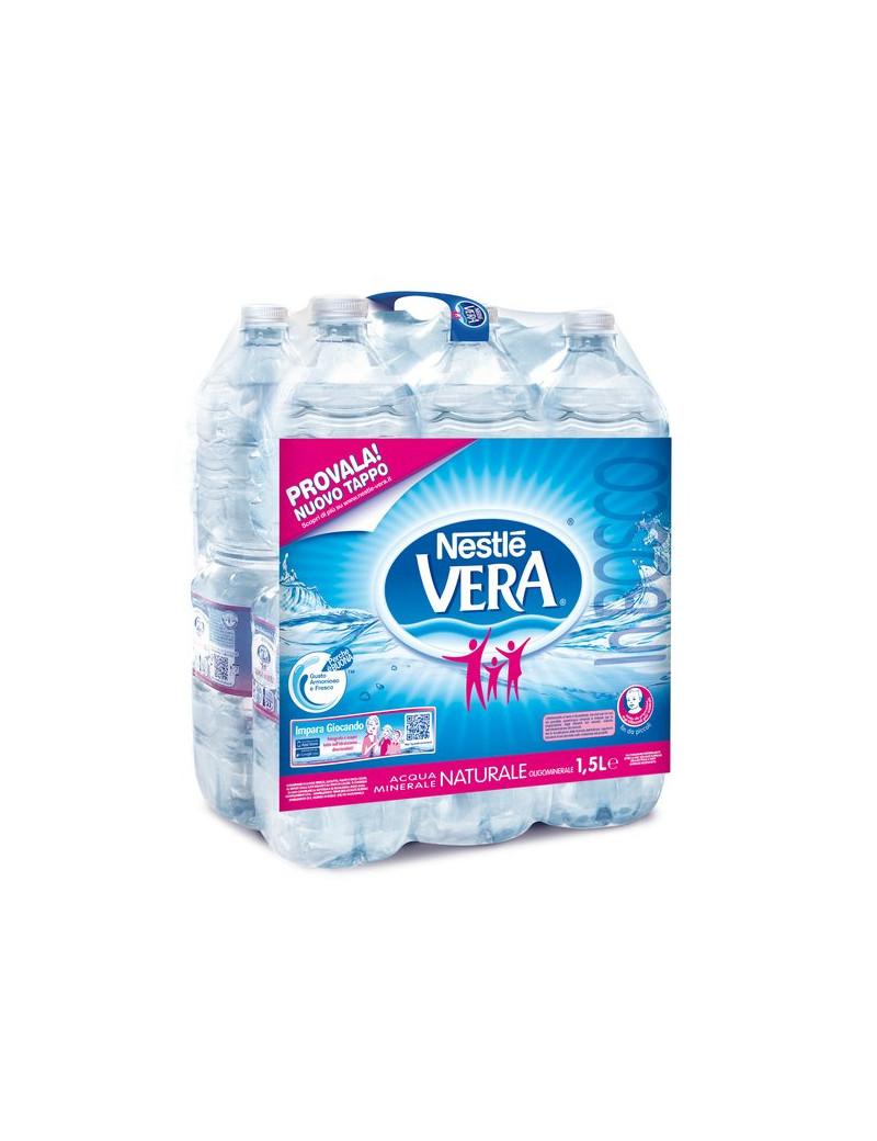 Acqua Vera Naturale - 1,5 Litri (Conf. 6)