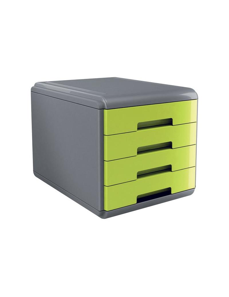 Cassettiera My Desk Arda - 29,5x38,5x28,2 cm - Verde