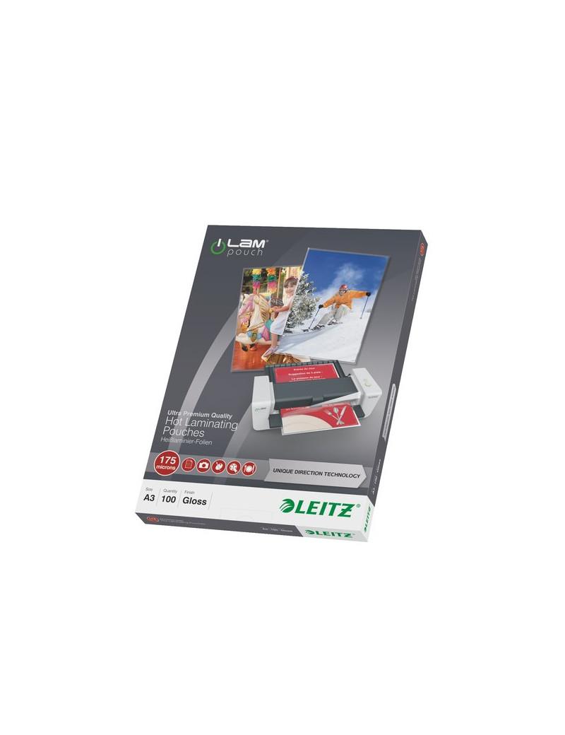 iLAM Pouches UDT - 175 micron - 30,3 x 42,6 cm - A3 (Conf. 100)