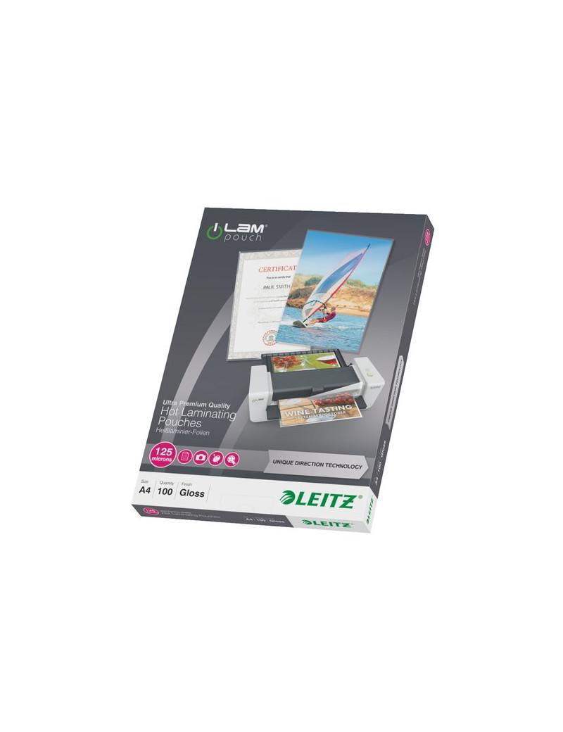 iLAM Pouches UDT - 125 micron - 21,6 x 30, 3cm - A4 (Conf. 100)