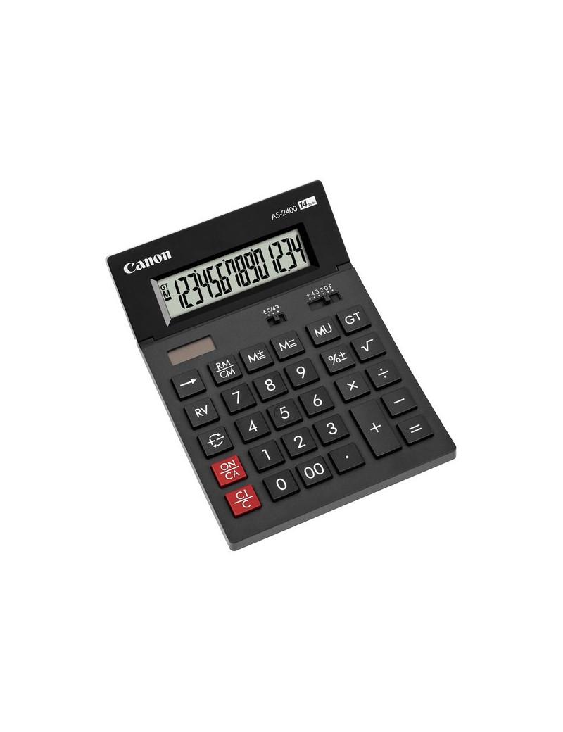 Calcolatrice da Tavolo Ecologica Canon AS-2400