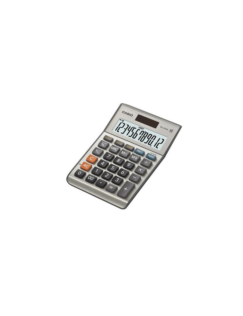 Calcolatrice da Tavolo Casio MS-120BM (Grigio)