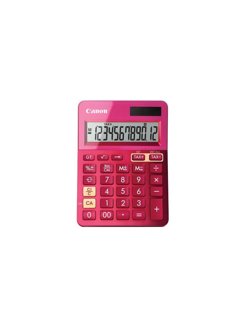 Calcolatrice Canon LS-123K - Rosa