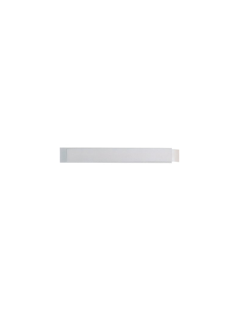 Porta Etichette Adesive Ies L Sei Rota - 4x30 cm (Conf. 10)