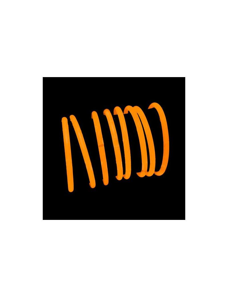 Braccialetti Luminosi - Arancione (Conf. 100)